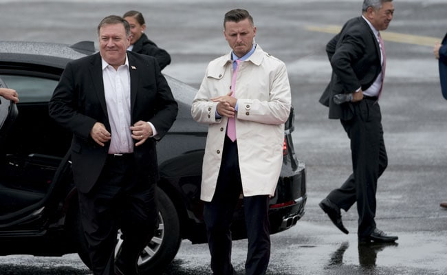 Mike Pompeo Arrives In North Korea To Seek Details on Denuclearisation