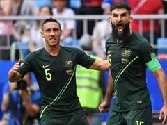 World Cup 2018: Mile Jedinak's Penalty Earns Australia 1-1 Draw Against Denmark