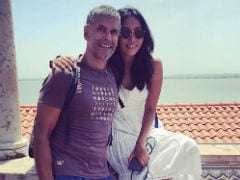 Through The Pages Of Milind Soman And Wife Ankita Konwar's Europe Vacation