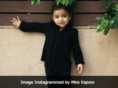 Is Misha Growing Up Too Fast? Mom-To-Be Mira Rajput Thinks So