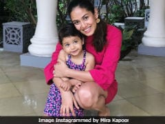 Misha And Zain Kapoor Help Mommy Mira Kapoor Make This Healthy Lunch