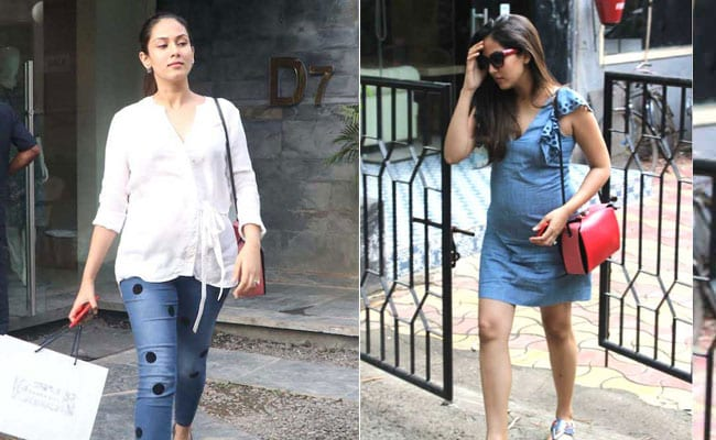 f084d84c8e0b8 Mira Rajput's Pregnancy Style Is Goals With A Capital G