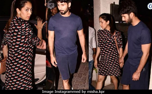 Pregnant Mira Rajput Shares Her Maternity Wardrobe Woes: 'It's Weird'