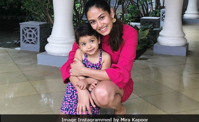 Mira Rajput's Instagram Stories Are All About Being A Mom-To-Be. Here's A New One