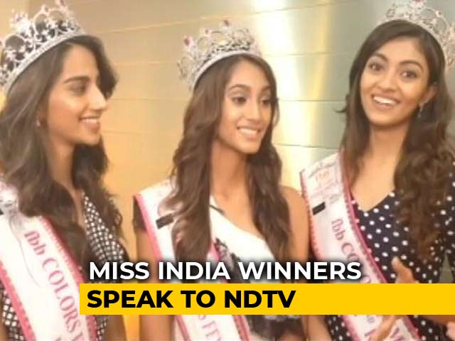 Indian Beauty Pageants Have 'Evolved,' Says Miss India 2018