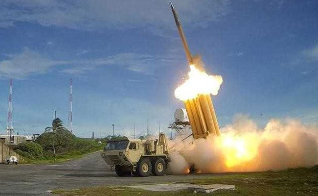 U.S. in talks to move missile defense system to Germany