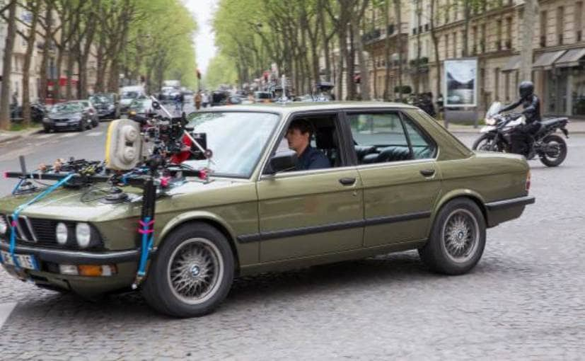 Bmw Reveals All The Vehicles Used In Tom Cruise S New Mission