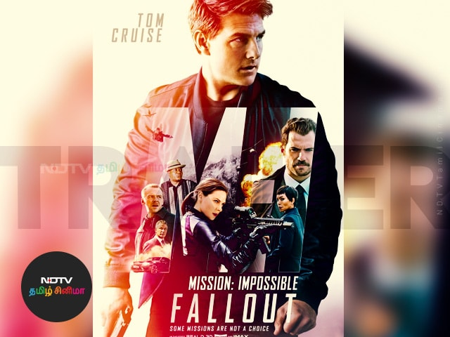 Mission Impossible Fallout Trailer 2