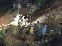 Ten Killed, One Injured In Landslide In Mizoram