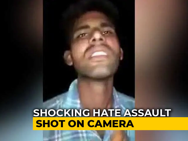 Video : Dalit Man Assaulted In Meerut, Forced To Abuse Community, BR Ambedkar