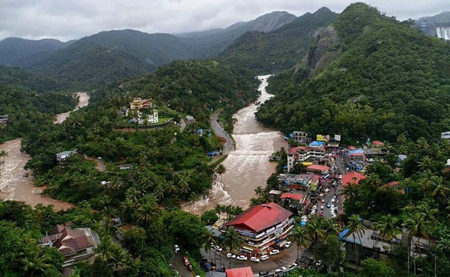 Kerala Rain Live Updates: Rajnath Singh Announces Immediate Relief Of Rs 100 Crores