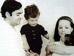 """Remember The Many Birthdays We Celebrated"": Rahul Gandhi On Father Rajiv"