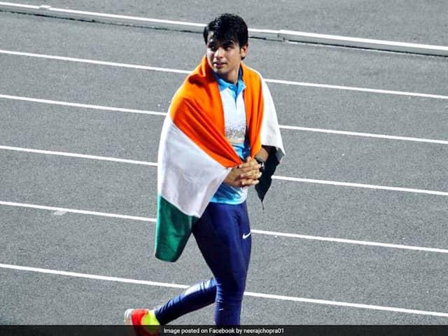 Neeraj Chopra Wins Gold In Javelin Throw At Asian Games 2018