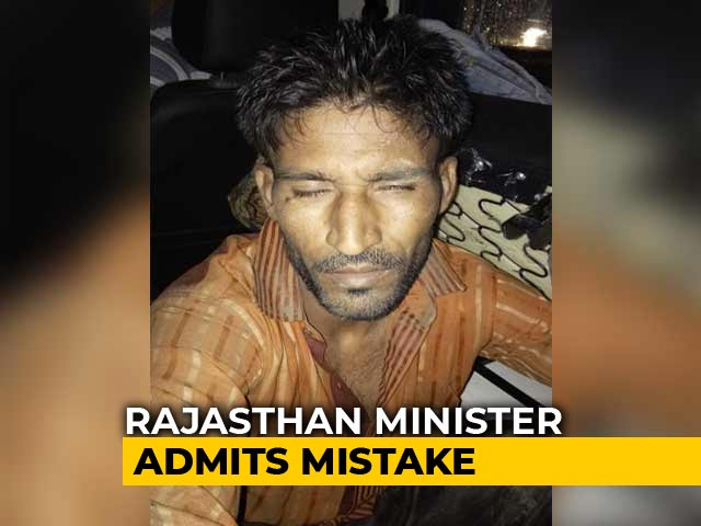 Video : Alwar Man Attacked By Mob Died In Police Custody: Rajasthan Minister