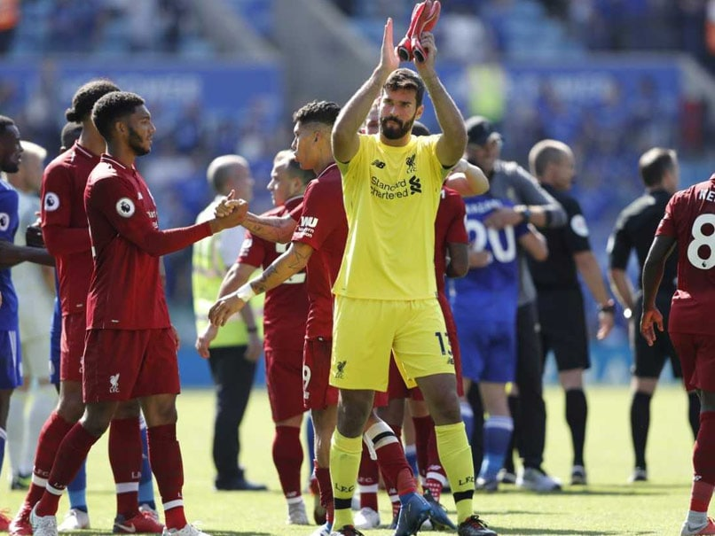PL: Liverpool Extend Winning Streak Despite Alisson Becker Blunder