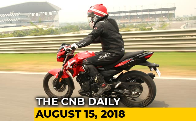 Video : Hero Xtreme 200R Sales, Benelli 300-500 cc bikes, TVS Investment