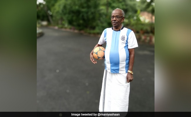 Jersey With Lungi To Private Stadium, Football World Cup Fans Go All In