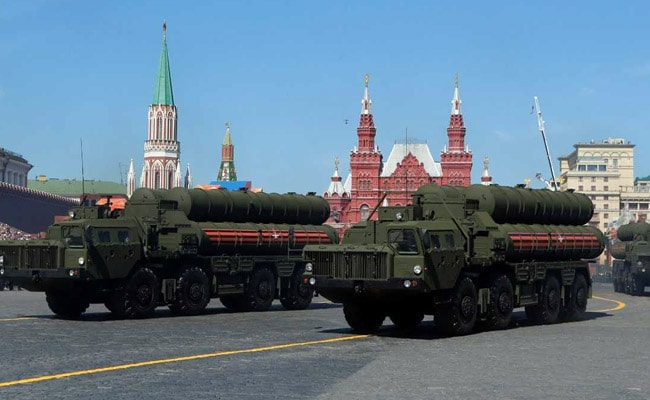 India, Russia to sign S-400 missile deal this week