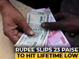 Video : Rupee Weakens Further, Hits New Low Against US Dollar