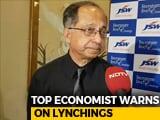 Video: Lynchings Bad For India's Economic Growth, Says Professor Kaushik Basu