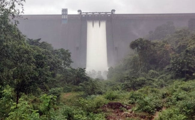 As Idukki Reservoir Swells, Gates Are Opened For 3rd Time In Its History