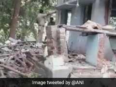 पश्चिम बंगाल: मकरमपुर में TMC कार्यालय में विस्फोट, एक कार्यकर्ता की मौत, 5 घायल
