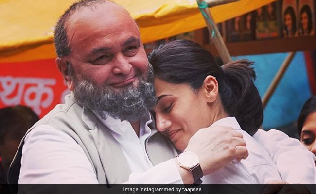 Mulk Actress Taapsee Pannu 'Wants To Use Cinema As A Medium To Express Her Opinion'