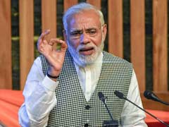 "PM Modi Appeals To Kashmir's ""Misguided Youths"" To Shun Violence"