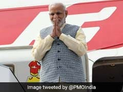 PM Modi Leaves For Shanghai Summit, Won't Use Pak Airspace: 10 Points