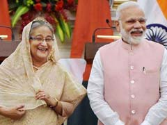 PM Modi Calls Bangladesh's Sheikh Hasina, Congratulates Her For Poll Win