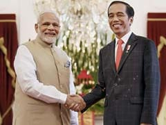 PM Modi's Act East Push In Indonesia To Counter China: 10 Points