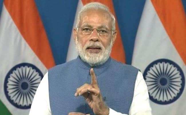 'Centre Working To Promote Startups,' PM Modi Tells Entrepreneurs