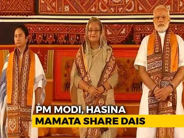 Video : PM Modi, Sheikh Hasina To Inaugarate Bangladesh Bhavan in Bengal's Santiniketan