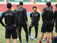 World Cup 2018: Mohamed Salah Declared Fit For Egypt But Russia Confident They Can Stop Him