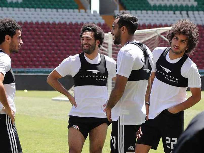 World Cup 2018: All Eyes On Salah As Egypt Face On-Song Russia