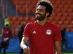 World Cup: Mohamed Salah Declared Fit To Play Egypt
