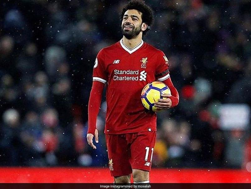 Mohamed Salahs New Contract Shows Belief In Liverpool, Says Jurgen Klopp