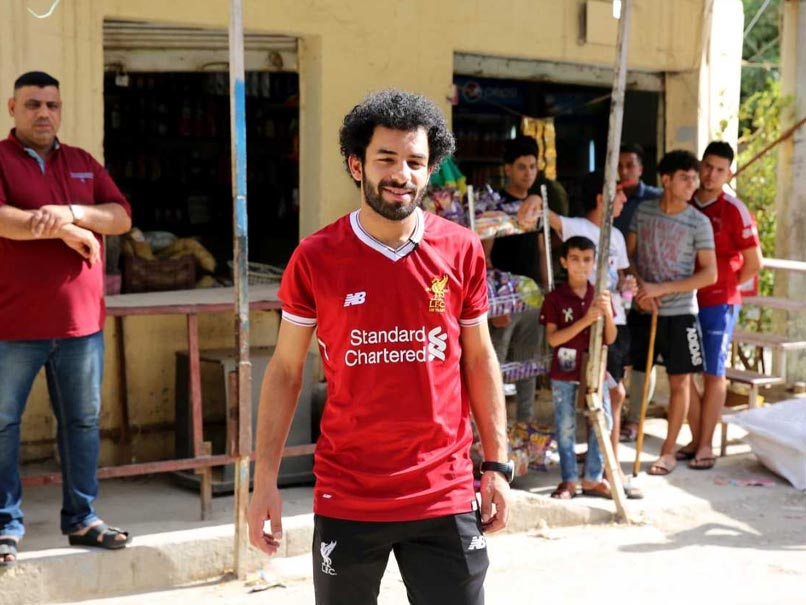 2018 World Cup: Mohamed Salah