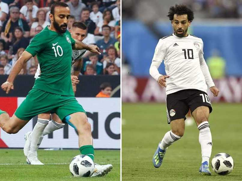 World Cup 2018, Saudi Arabia vs Egypt: When And Where To Watch, Live Coverage On TV, Live Streaming Online