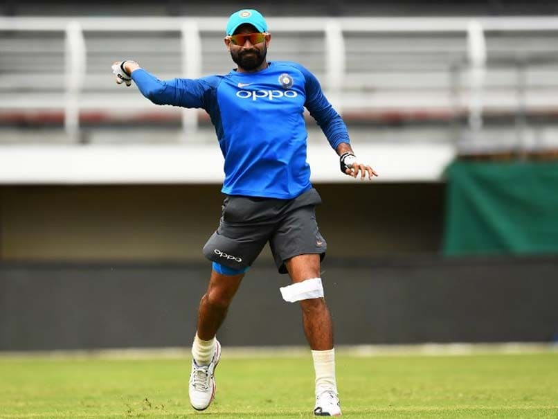 Mohammed Shami, Adil Rashid Added To ICC World XI For Match Against West Indies