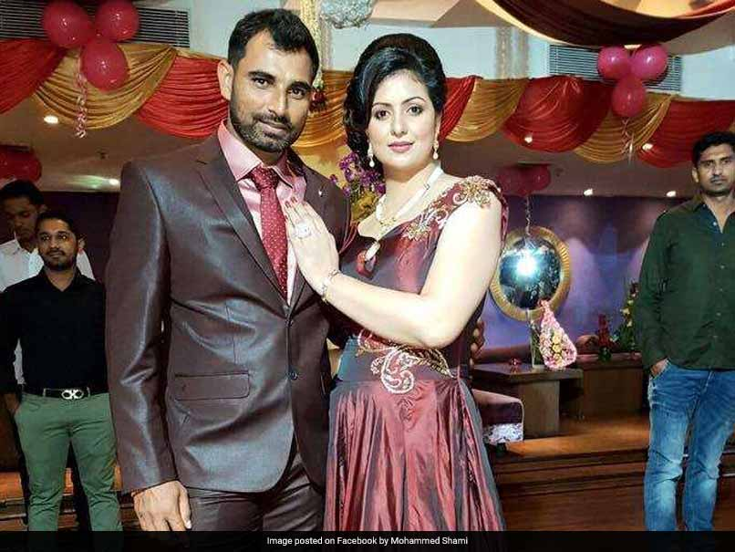 """Will Invite Her For Second Marriage"": Shami Laughs Off Wife"