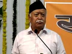 "Opposition Tears Into Mohan Bhagwat's ""Wild Dogs"" Remark, BJP Defends Him"