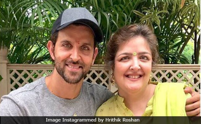 Hrithik Roshan's Sister Sunaina Shares An Emotional Note For Brother, Says 'You Are A Gift To My Heart, A Friend To My Spirit'
