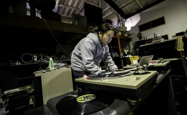 'Funky' Monk Who Moonlights As DJ Now Teaches Grannies How To Make Music