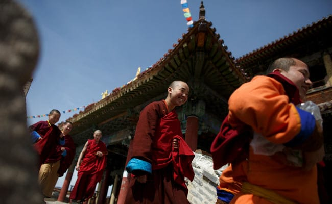 Young Monks Lead Revival Of Buddhism In Mongolia After Years Of Repression