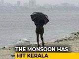 Video : Monsoon Hits Kerala 3 Days Before Schedule: Met Department