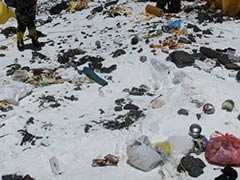 The World's Highest Rubbish Dump, And It Keeps Getting Worse