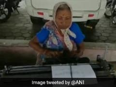"Meet 72-Year-Old ""Superwoman"" Typist From Madhya Pradesh Who Went Viral"