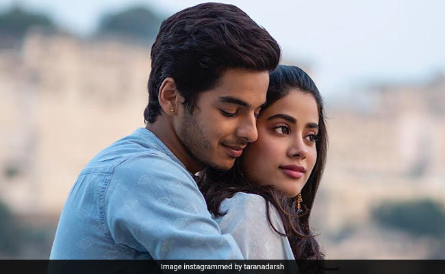 Dhadak Box Office Collection Day 1: Janhvi Kapoor, Ishaan Khatter's Film Makes Rs 8 Crores, Breaks Record