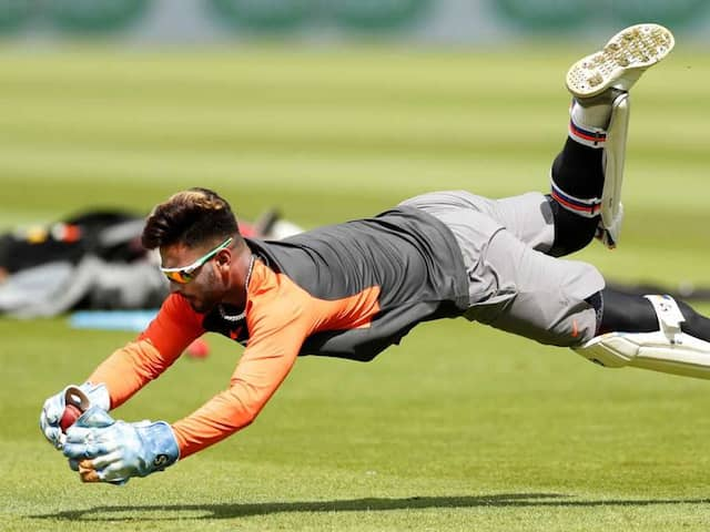 """Thats why Chief Selector designed for Rishabh pant """"Wicket-keeping improve plan"""""""